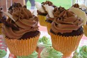 Guilty Chocolate cupcakes